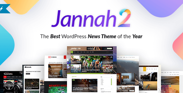 Download Free Jannah News v2.0.4 – News & Magazine AMP BuddyPress ...