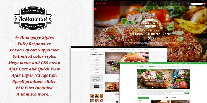 Download free sm restaurant v10 ready made design theme for download free forumfinder Gallery