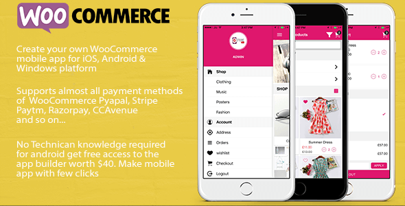 Download Free ionic 3 App for WooCommerce v4 0 - ThemesFreeDownload net