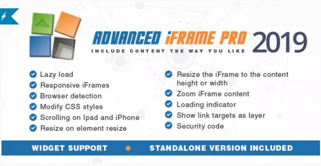 Download Free Advanced iFrame Pro v2019 5 - ThemesFreeDownload net