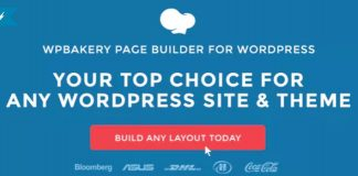 WPBakery Page Builder for WordPress free download nulled